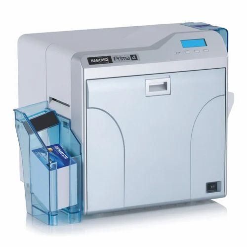 Lcd Na Magicard Prima 4 Thermal ID Printer, Capacity: Na