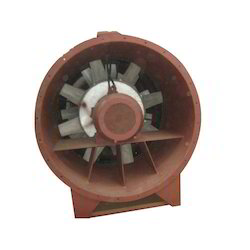 Two Stage Axial Flow Fan