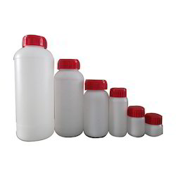Groove Shape HDPE Bottle
