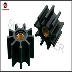 Rubber Impeller with Metal  Insert