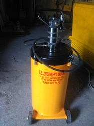 Grease Filling Pump Grease Refilling Pump Latest Price