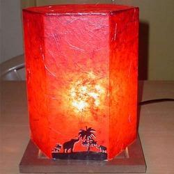 Lamp with Motif