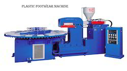 Plastic Footwear Machine