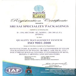 Sri Sai Speciality Packagings