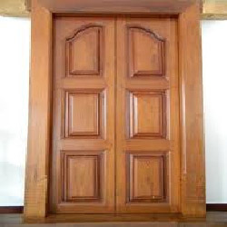 Teak Wood Doors Retailer From Villupuram