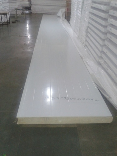 Insulated Wall Panels At Rs 1100 Square Meter Insulated