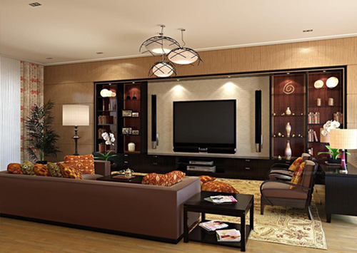 Interior Contracts Bedroom Design Contemporary Interior