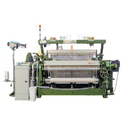 Flexible Rapier Weaving Machine
