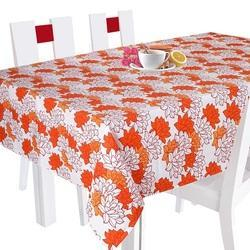 Sunflower Printed Cotton Tablecloth