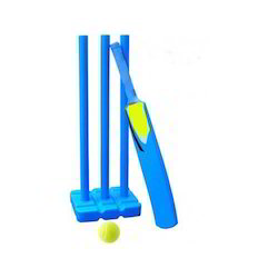 Beach Cricket Set Plastic Made