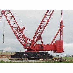 Manitowoc Lattice Boom Crawler Crane