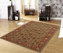 Shree Sai Brown Tufted Carpets