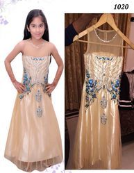Girls Reception Gowns