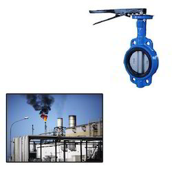Butterfly Valve for Oil Industry