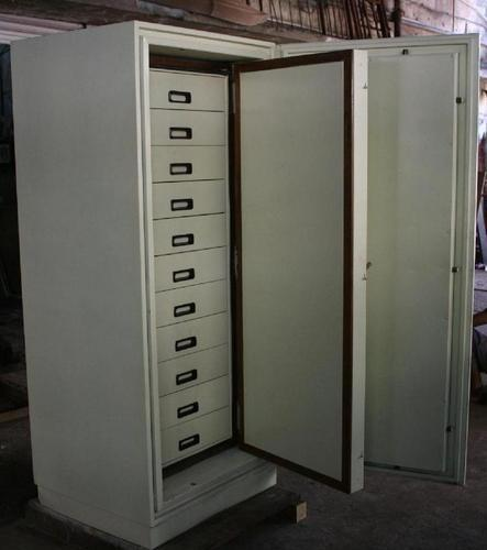Metal Fire Proof Record Cabinets