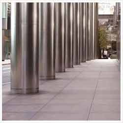 Stainless Steel Pillar
