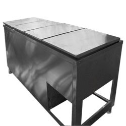 Horizontal Or Chest Type Freezers