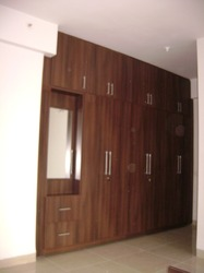 Brown Wooden Cupboard, Warranty: More Than 5 Year