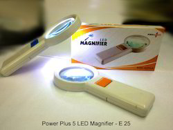 Power Plus LED Magnifier