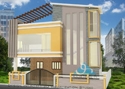 Architectural 3D View