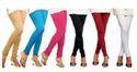Cotton Churidar Leggings