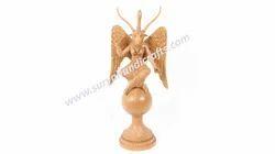Wooden Bhoot
