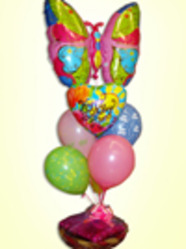 Birthday Balloons Specific Butterfly Mom