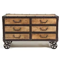Industrial Trolley Cabinet