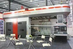 Ci Type High Speed Flexo Printing Machine