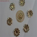 Rangoli Set Flower Size Of Flower 3cm