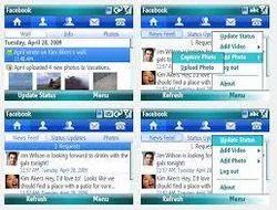 Windows Mobile Application