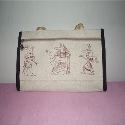 Printed Environment Friendly Jute Bags