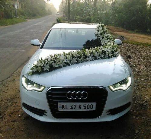 Wedding Car Hire Rental Service In Shoranur In Vypin Kochi Taxi - Audi car rental