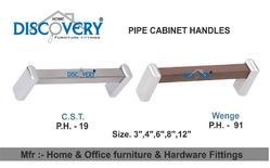 Pipe Cabinet Pull Handle