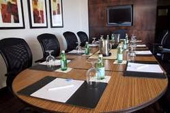 Boardroom setup has a rectangular or oval table arranged with chairs around all sides and ends. This kind of setup is used for Board of Directoru0027s meetings ... & Conference Room Automation in India