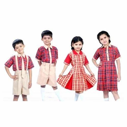 Kids School Uniforms बच च क स ल