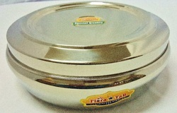 Swift Stainless Steel Puri Dabba