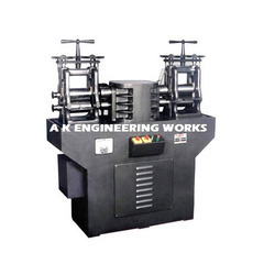 Double Head Rolling Mill Jewellery Machine