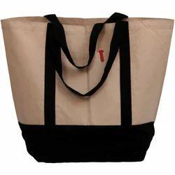 Norquest Brands Long Straps Large Canvas Boat Bag, Size/Dimension: 22 X 17 + 9 Ag