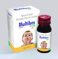 Multi-Nutritive Supplements for Children -Multibex Drop