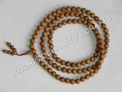 Sandalwood Prayer Necklace beads