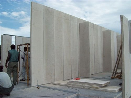 Wall Panel Prefabricated Wall Panel Service Provider