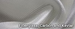 S Glass + Kevlar Cloth