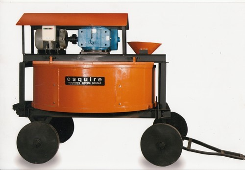 Pan Mixers For Mixing Of Refractory Castables Manufacturer