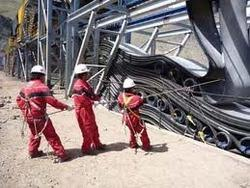 Conveyor Belt Installation Services