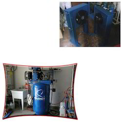 Aftercooler for Air Compressor