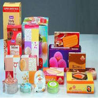 Ice Cream Paperboard Packaging Cartons