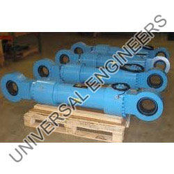 Steel Plant High Pressure Hydraulic Cylinders