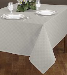 Yarn Dyed Bed Table Cloth