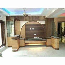 Reception Interior Design in Coimbatore